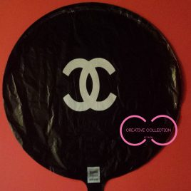 Chanel Foil Balloons