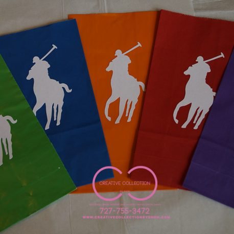 Polo Candy Bags