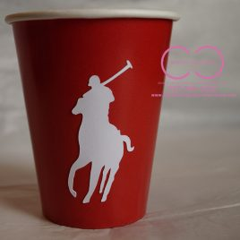 Horsemen Drinking Cups (sold in sets of ten)