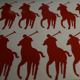 Horsemen Style Decals (Vinyl Stickers)