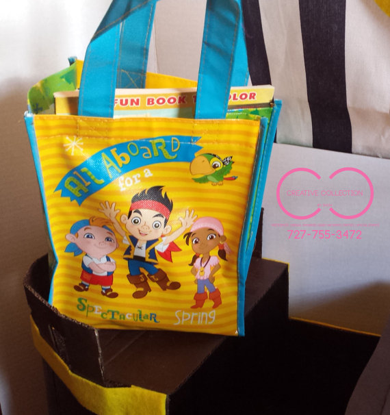 Jake and the Neverland Pirates Gift Bags 2