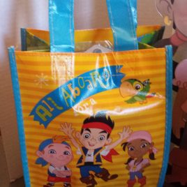 Jake and the Neverland Pirates Gift Bags