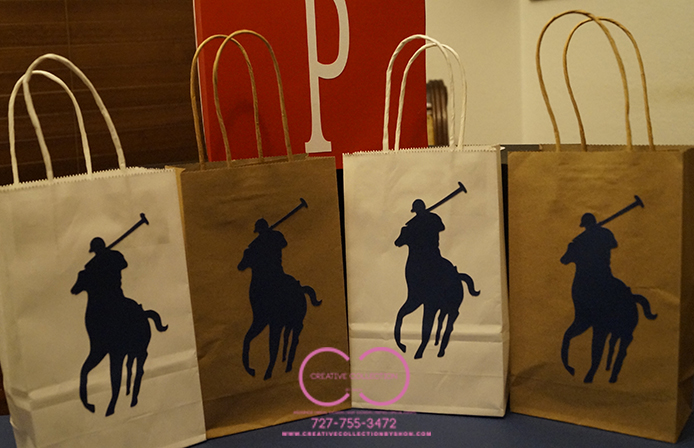 1310aec01b20 Horsemen Style Gift Bags (Sold In Sets) – Creative Collection by Shon