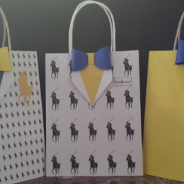 Horsemen Gift Bags (sold in sets)