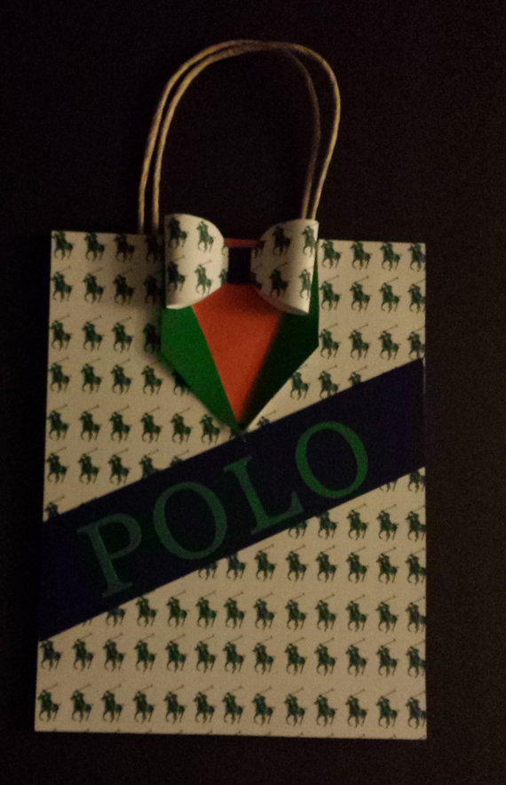 Polo Inspired Gift Bags Deluxe