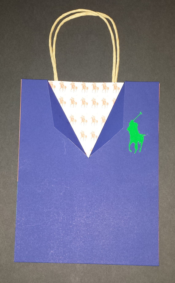 Polo Inspired Gift Bags