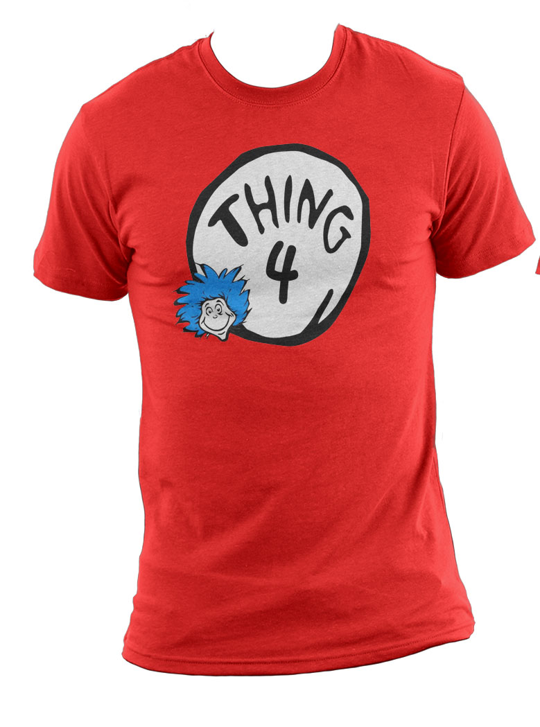 thing 4 shirt
