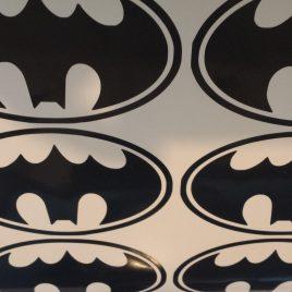 Batman Style Decal (Vinyl Stickers)