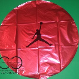 Jumpman Inspired 16″ Foil Balloons