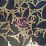Chanel / Eiffel Tower Inspired Confetti