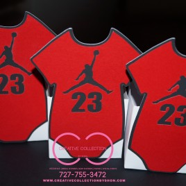 Jumpman Favor Box (sold in sets)