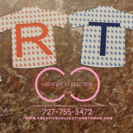 Shirt Banner (Customized)
