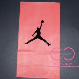 Jumpman Candy Bags (Set of 10)
