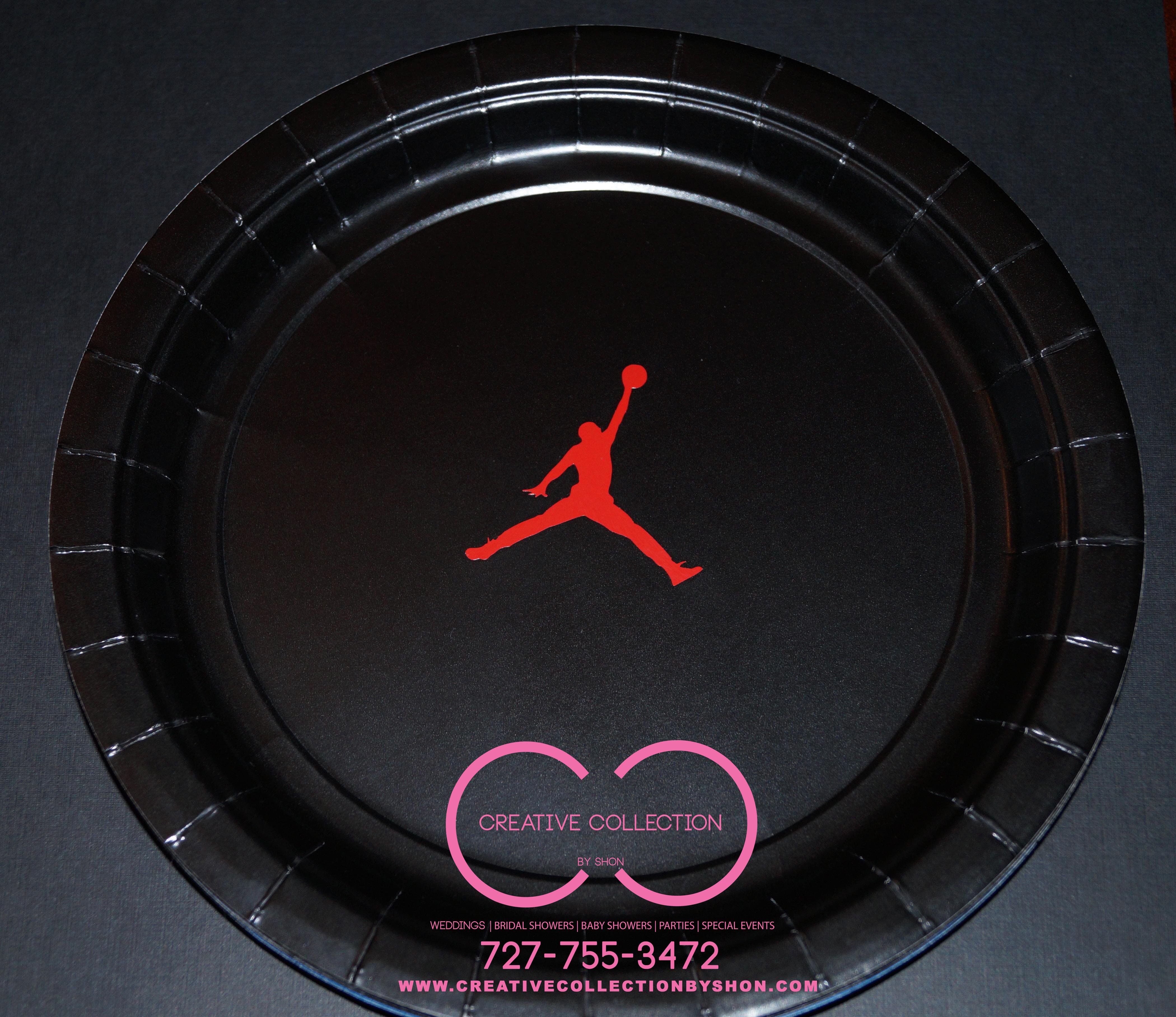 Jumpman Plates (Set of 10)