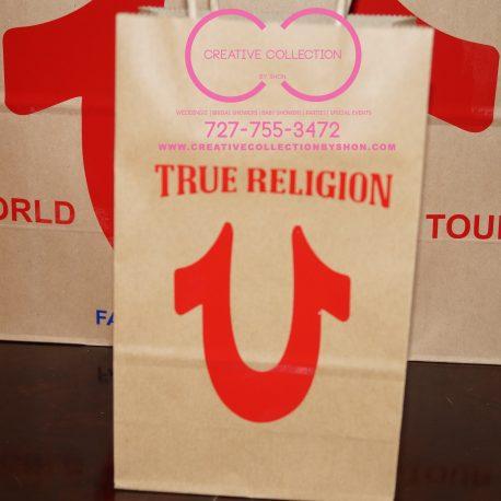 True Religion Gift Bag