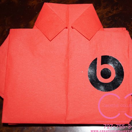 Beats By Dre Napkins