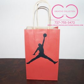 Jumpman Gift Bags (Sold In Sets)