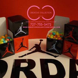 Jumpman Favor Box
