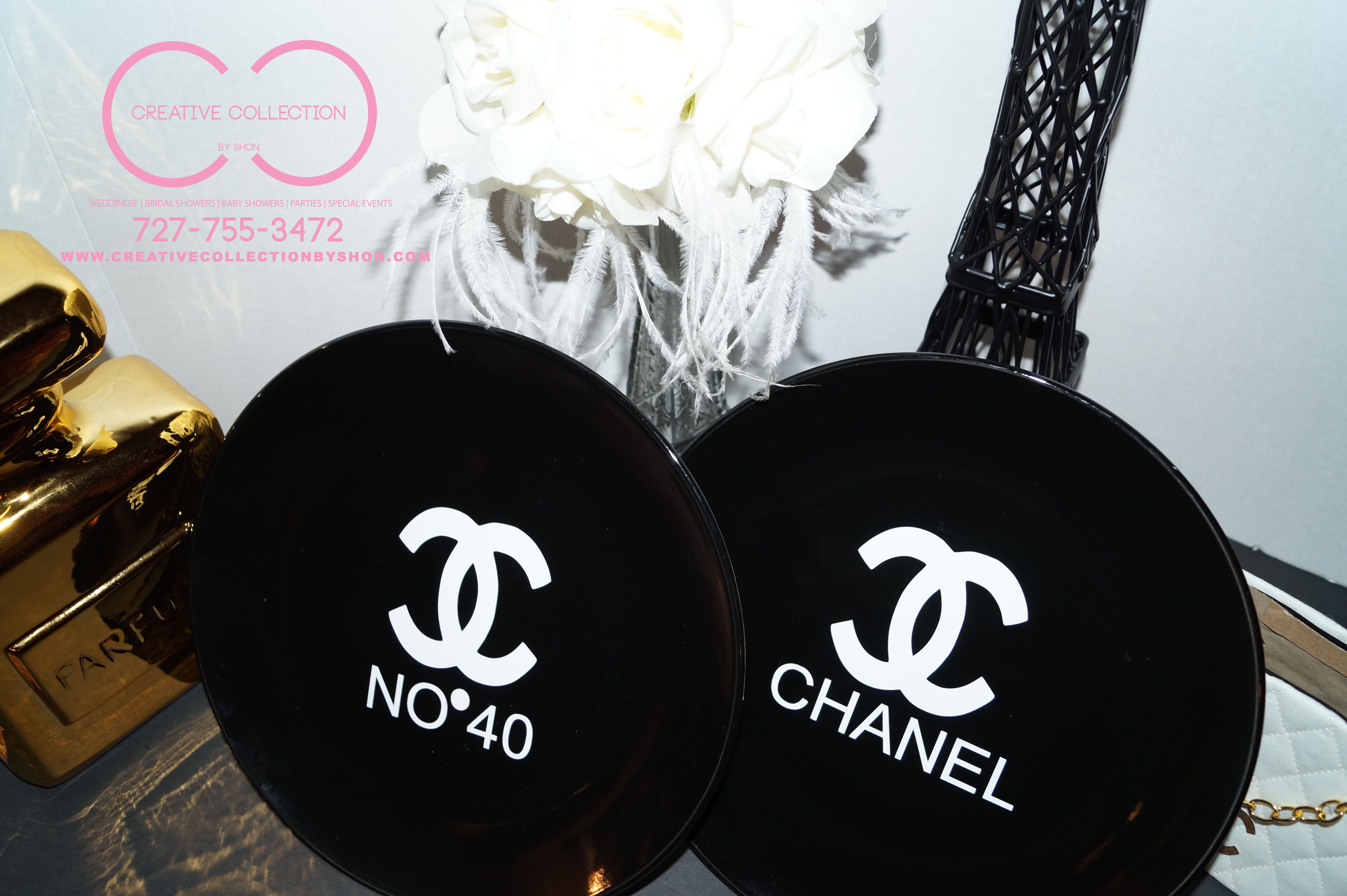 Chanel Plates