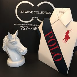 Polo Shirt Centerpiece