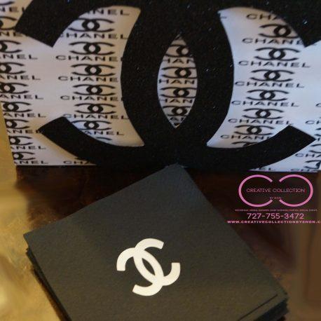 Chanel Napkins