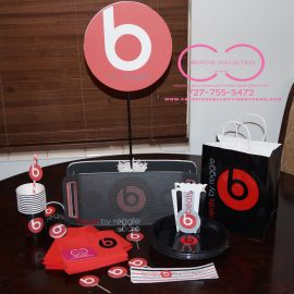 Beats By Dre Inspired Theme