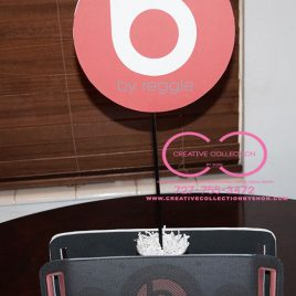 Beats By Dre Centerpiece