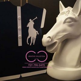 Horsemen Onesie Gift Bags (sold in sets)