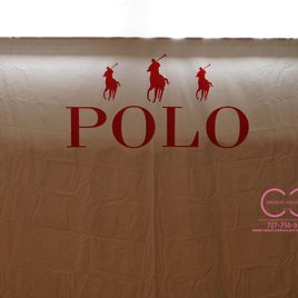 "Horsemen ""Polo"" Back Drop"