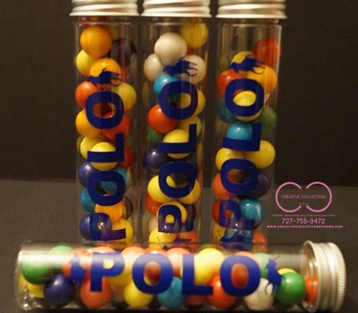 Polo Candy Tubes